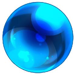 現役イラストレーター直伝 宝石球体っぽく見える塗り方 いちあっぷ