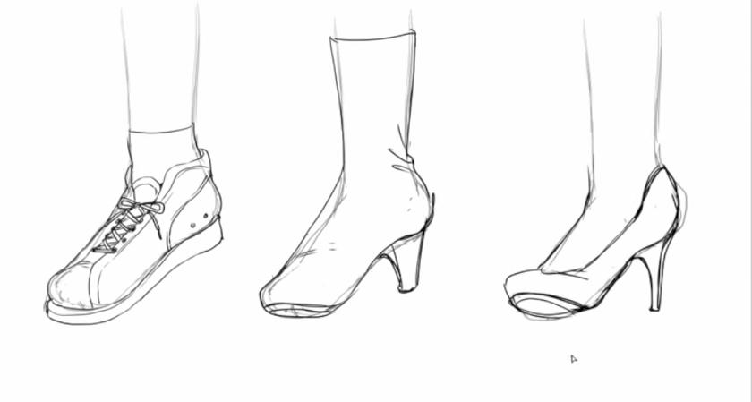 今回はイラストレーターのumeさんが教える、靴の描き方講座をご紹介します。