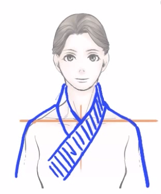 【推荐】日本动漫人物和服怎么画—轻微课在线学画画