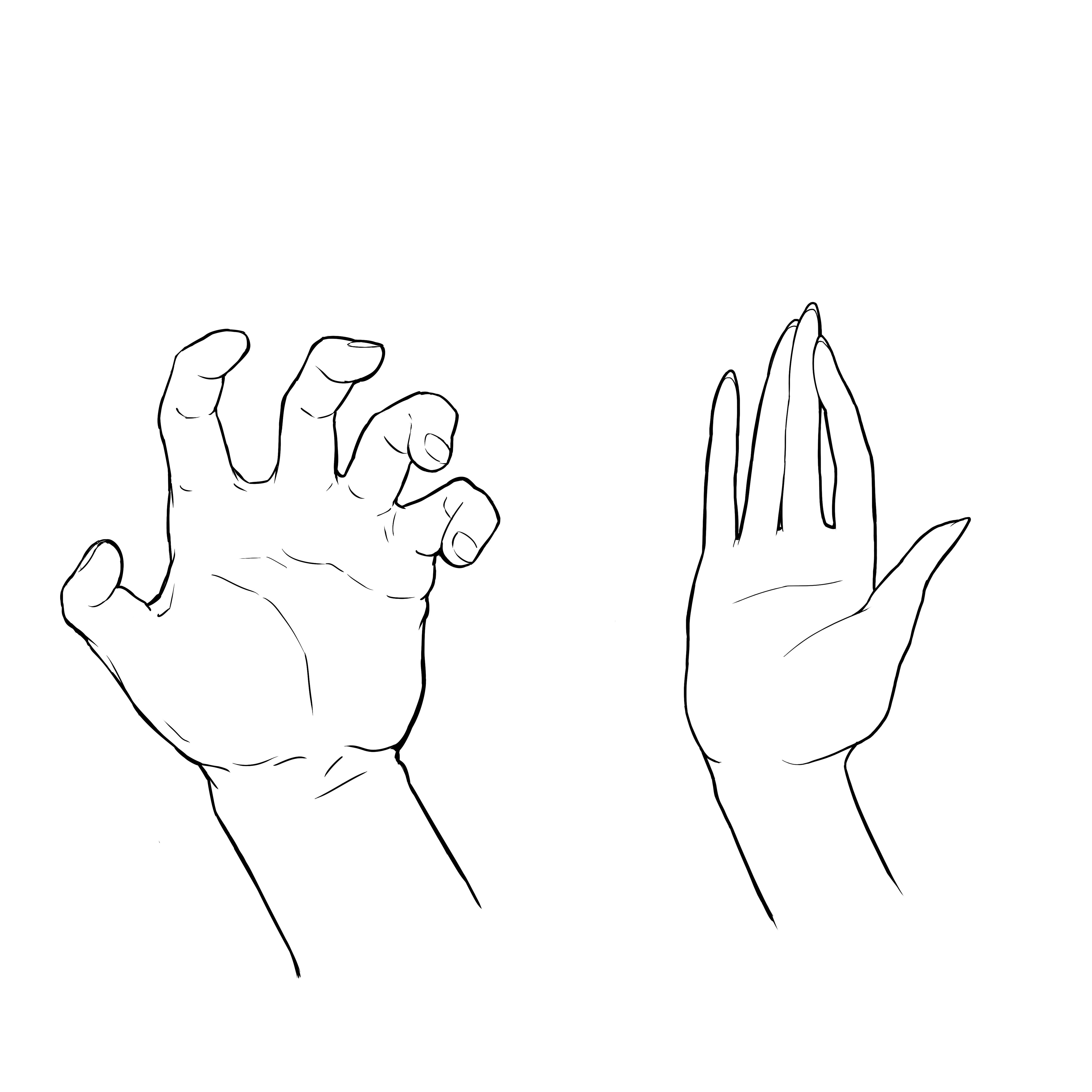 指先にこそ「感情」と「性格」が宿る! 手の描き方講座 | いちあっぷ